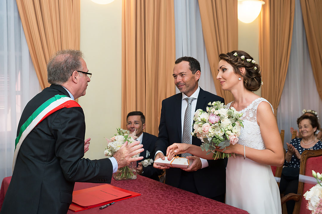 civil mariage in sestri levante