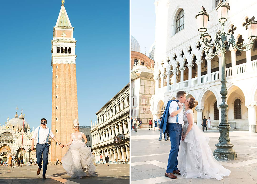 piazza san marco wedding
