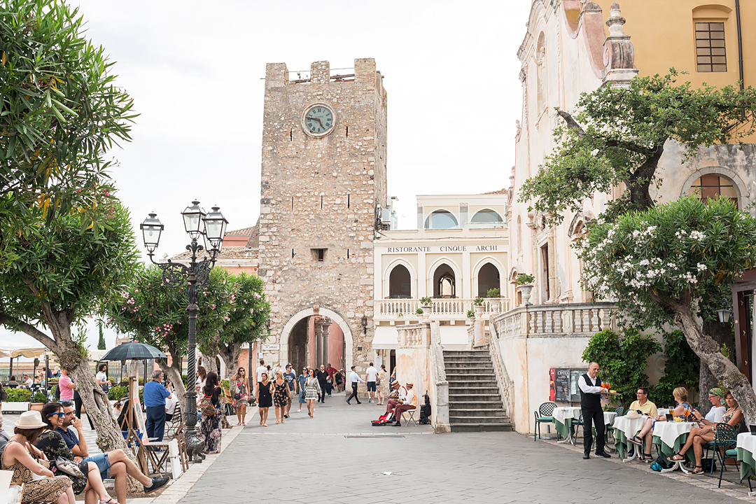 porta messina taormina