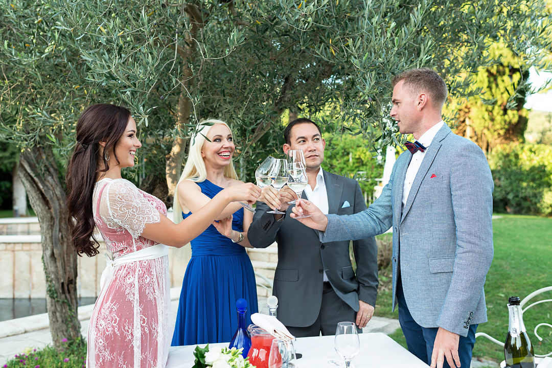wedding aperitif tuscany