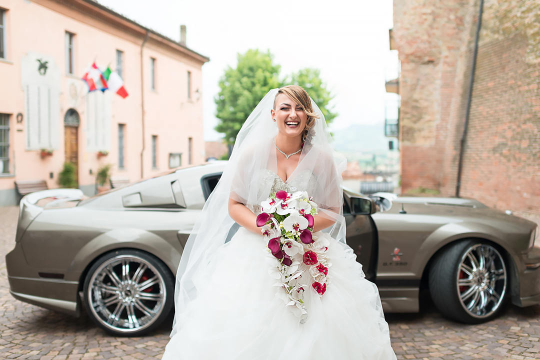 wedding car piedmont