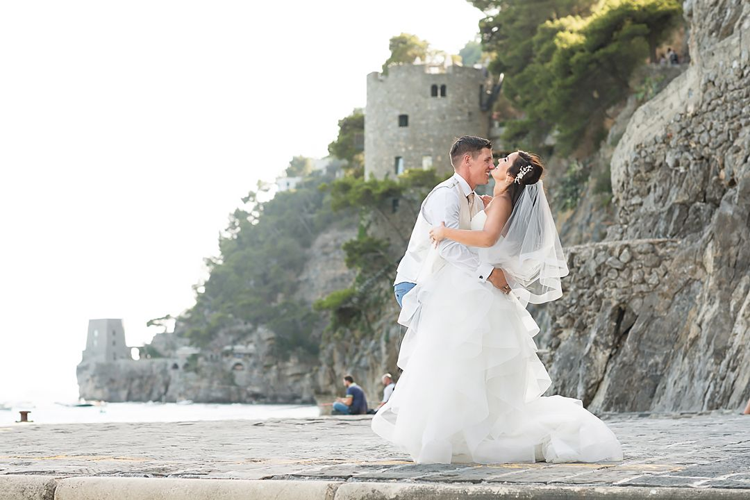 wedding in positano amalfi coast