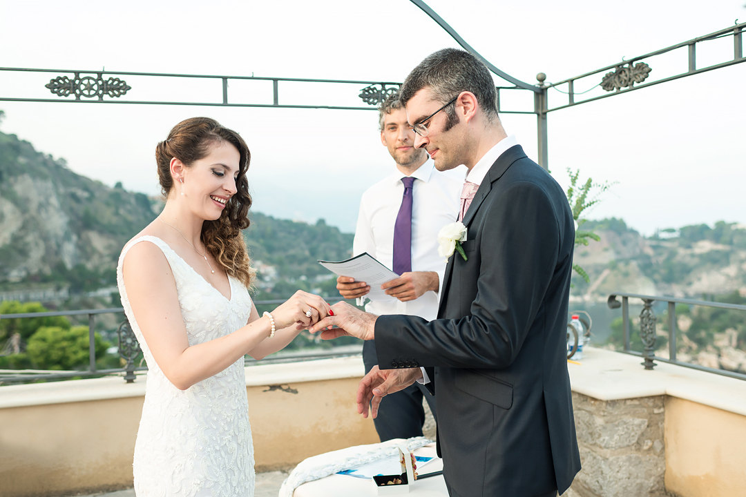 wedding in sicily in taormina