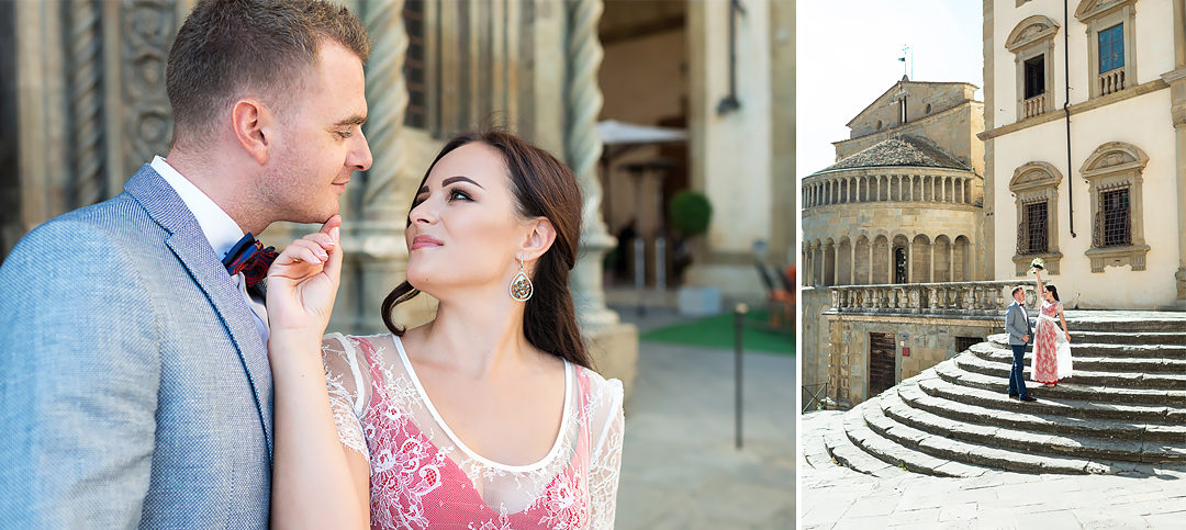 wedding photo shooting in arezzo