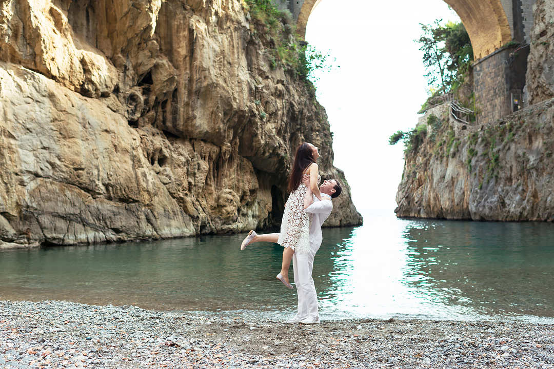 wedding photos positano