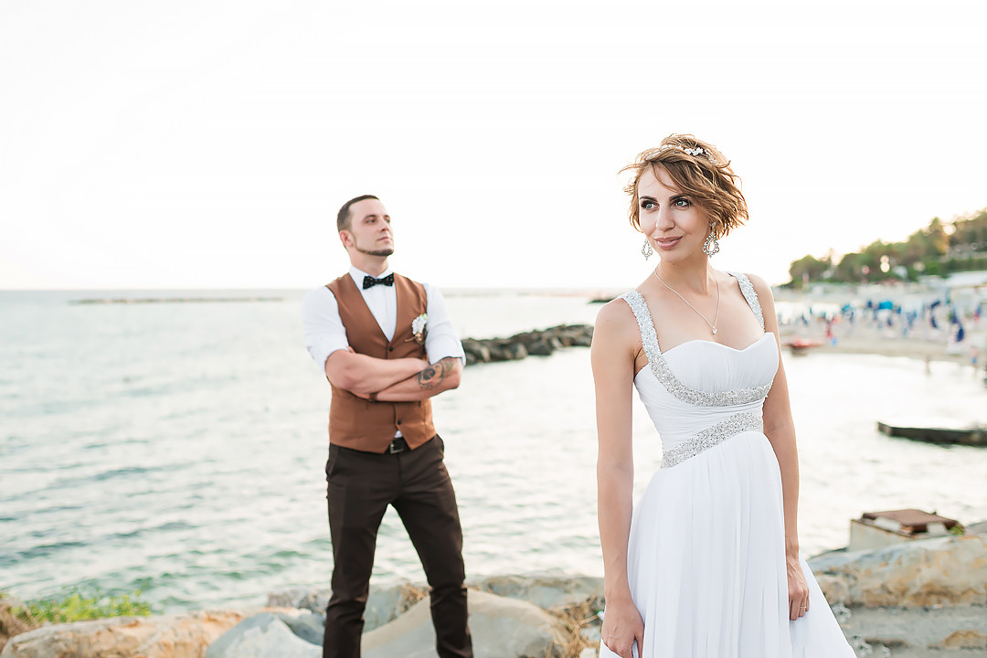 wedding photos sanremo italy