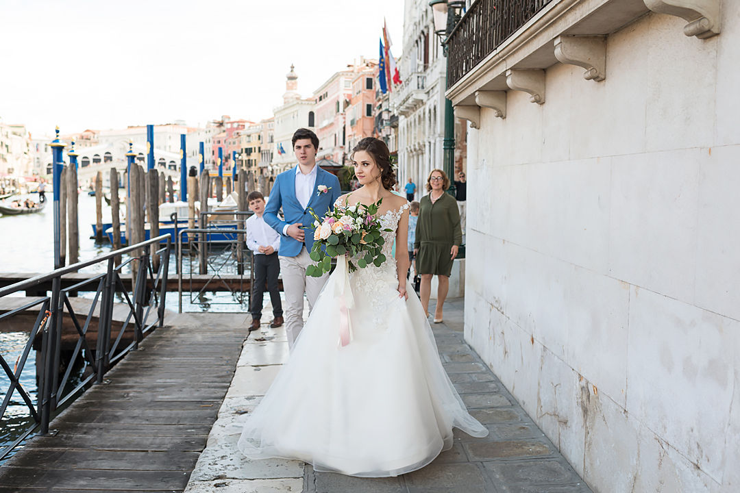 wedding venice inna